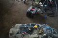 Установка ГЛОНАСС и ДУТ с демонтажем бака