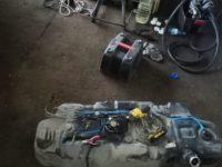 Установка ГЛОНАСС и ДУТ с демонтажем бака-3