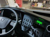 Установка автоинформационного табло (8)
