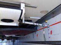 Установка ГЛОНАСС, термодатчиков и датчика открытия дверей