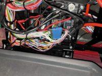 Установка, тарировка ДУТ, установка Глонасс-трекера, Установка Автономного отопителя на КАМАЗ (14)
