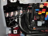 Установка, тарировка ДУТ, установка Глонасс-трекера, Установка Автономного отопителя на КАМАЗ (16)