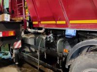 Установка, тарировка ДУТ, установка Глонасс-трекера, Установка Автономного отопителя на КАМАЗ (8)